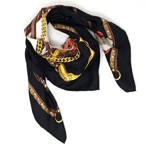 "💯 Authentic Gucci Silk Scarf  ""Pashina"""